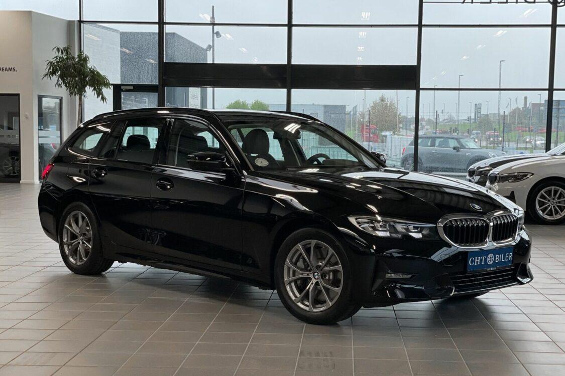 BMW 330e Touring Advantage aut.